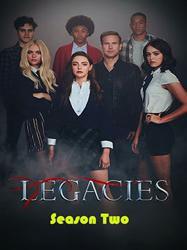 Legacies - The Complete Season Two