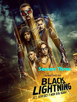 Black Lightning - The Complete Season Three
