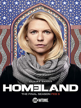 Homeland - The Complete Season Eight