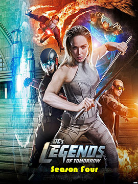 Legends of Tomorrow - The Complete Season Four