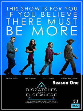 Dispatches from Elsewhere - The Complete Season One