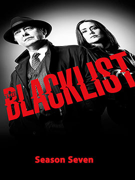 The Blacklist - The Complete Season Seven