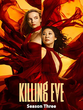 Killing Eve - The Complete Season Three