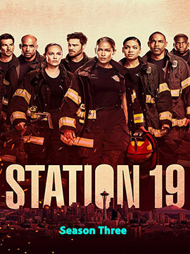 Station 19 - The Complete Season Three