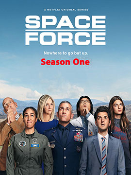 Space Force - The Complete Season One