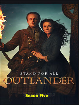 Outlander - The Complete Season Five