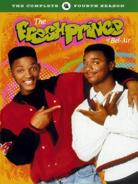 The Fresh Prince of Bel-Air - The Complete Season Four