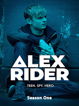 Alex Rider - The Complete Season One