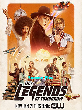 Legends of Tomorrow - The Complete Season Five