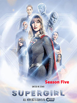 Supergirl - The Complete Season Five