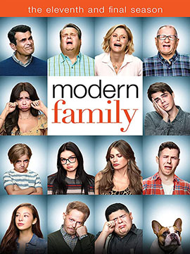 Modern Family - The Complete Season 11