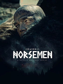 Norsemen - Vikingane - The Complete Season Two