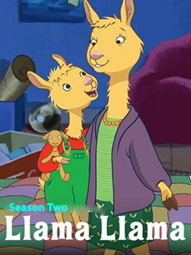 Llama Llama - The Complete Season Two - مدبلج