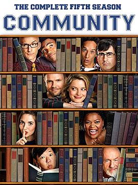 Community - The Complete Season Five
