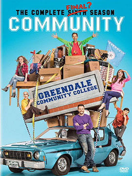 Community - The Complete Season Six