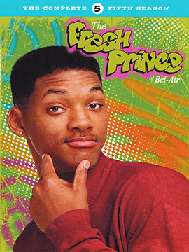 The Fresh Prince of Bel-Air - The Complete Season Five