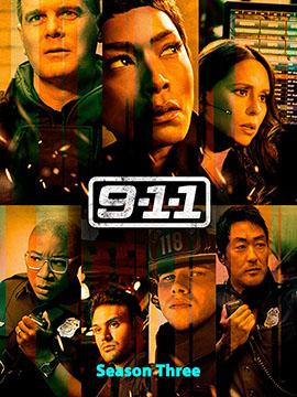 9-1-1 - The Complete Season Three