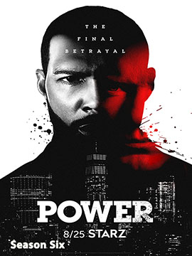 Power - The Complete Season Six