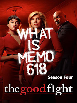 The Good Fight - The Complete Season Four