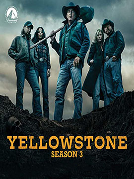 Yellowstone - The Complete Season Three