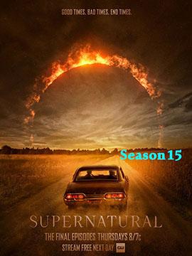 Supernatural - The Complete Season 15