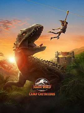Jurassic World: Camp Cretaceous - مدبلج