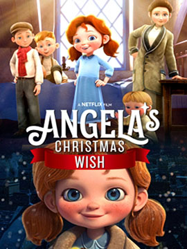 Angela's Christmas Wish - مدبلج