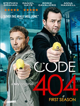 Code 404 - The Complete Season One
