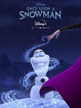 Once Upon a Snowman - فيلم قصير