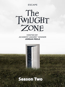 The Twilight Zone - The Complete Season Two