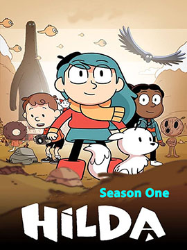 Hilda - The Complete Season One