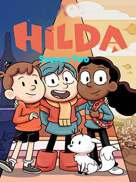 Hilda - The Complete Season Two - مدبلج