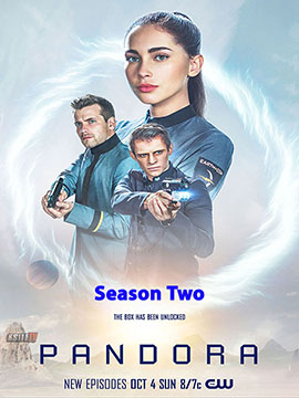 Pandora - The Complete Season Two
