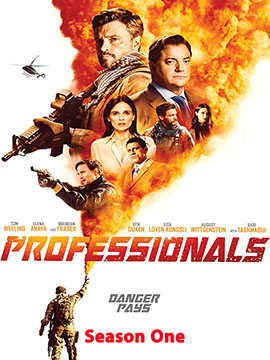 Professionals - The Complete Season One