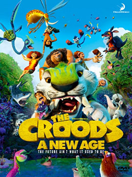 The Croods: A New Age - مدبلج