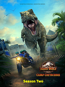 Jurassic World: Camp Cretaceous - The Complete Season Two - مدبلج