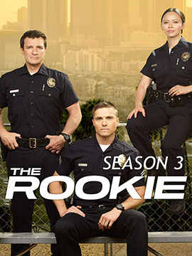The Rookie - The Complete Season Three