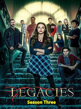 Legacies - The Complete Season Three