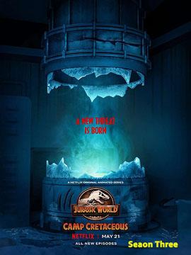Jurassic World: Camp Cretaceous - The Complete Season Three - مدبلج