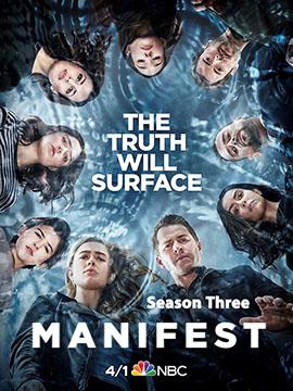 Manifest - The Complete Season Three
