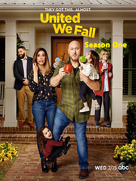 United We Fall - The Complete Season One