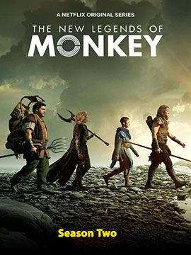 The New Legends of Monkey - The Complete Season Two