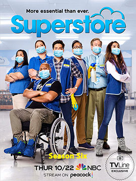 Superstore - The Complete Season Six