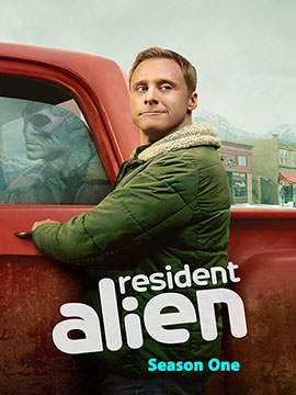 Resident Alien - The Complete Season One