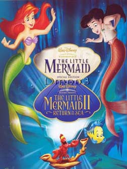 The Little Mermaid II: Return to the Sea - مدبلج